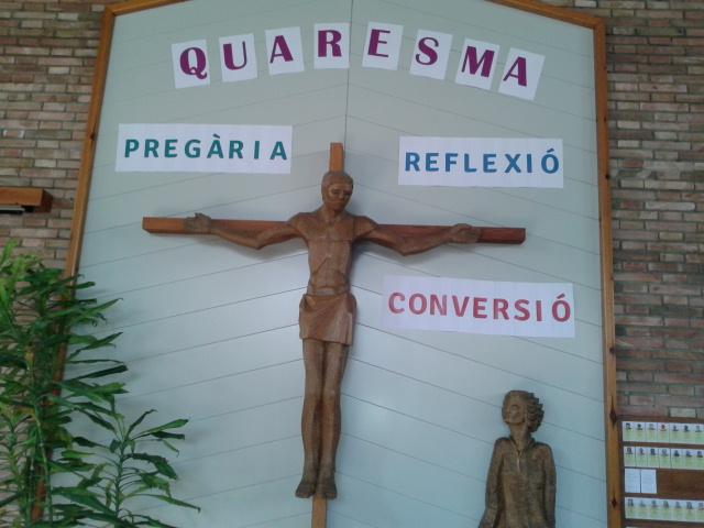 Setmana Santa 2019. Convocats per a acompanyar Jesús i celebrar la seva Pasqua